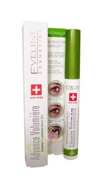 Eveline, Advance Volumiere product